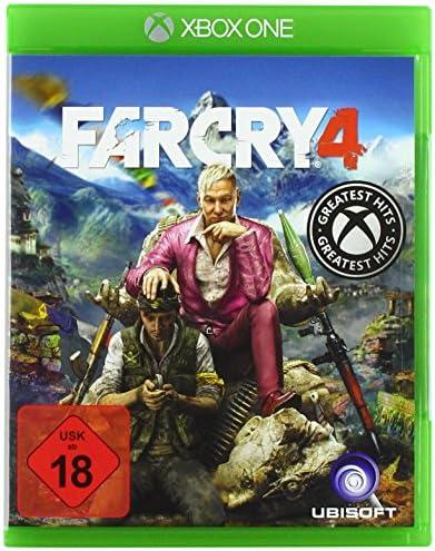 Far Cry 4 - Greatest Hits Edition - Xbox One [Importación alemana ...