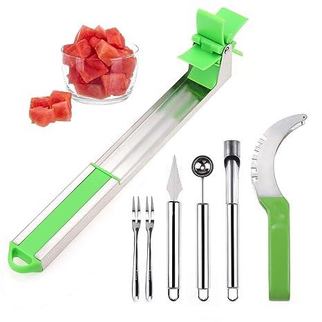 Amazon.com: Btsgd - 7 cortadores de acero inoxidable para ...