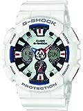 Casio G-Shock – Men's Analogue/Digital Watch with Resin Strap – GA-120TR-7AER