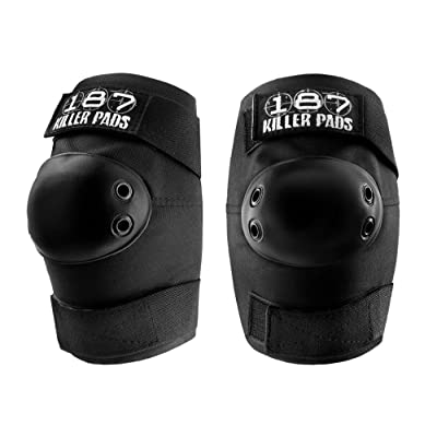 187 Killer Elbow Pads - Large : Skate And Skateboarding Elbow Pads : Sports & Outdoors