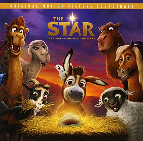 The Star - Original Motion Picture Soundtrack (Motion Background Christmas)