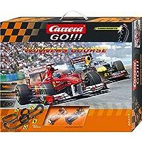Carrera 20062311 - Go Winners Course, Spielbahnen