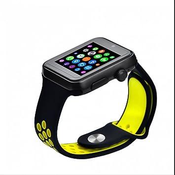 Bluetooth Smart Watch Reloj Pulsera Inteligente Smartwatch mejor Diseño elegante Reloj deportivo podómetro Bluetooth relojes inteligentes
