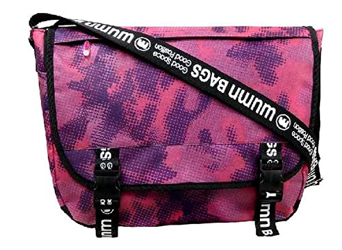 Lederwaren Dj Bedruckt Pink In Ncc Bandolera Bolsos Tasche Apc Bzx5qRHn