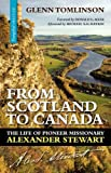 From Scotland to Canada, Glenn Tomlinson, 1894400291