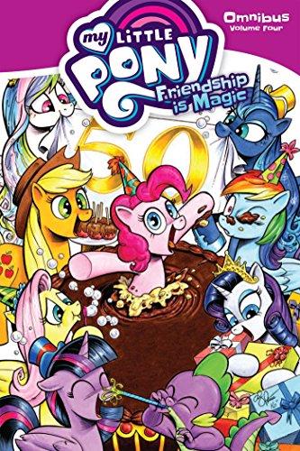 - My Little Pony Omnibus Volume 4