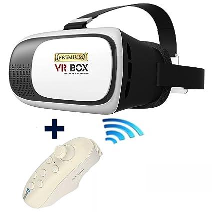 Gafas 3d De Realidad Virtual Premium Vr Box Ii Para Todos Los