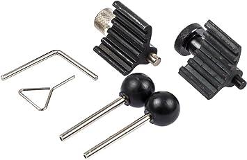 Zahnriemen Werkzeug Satz TDI Arretierung Kurbelwelle Wechsel Motor für VW Audi
