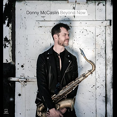 Donny McCaslin - Beyond Now  cover