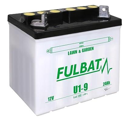 U1 - 9 din52430 Dry fulbat batería, Jardín Máquinas ...
