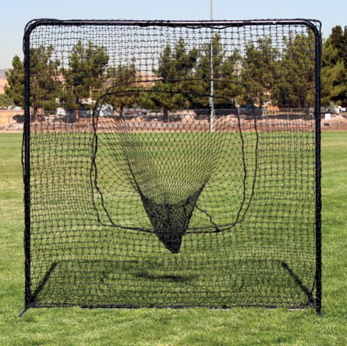 Square Protective Screen with Sock Net by FallLine
