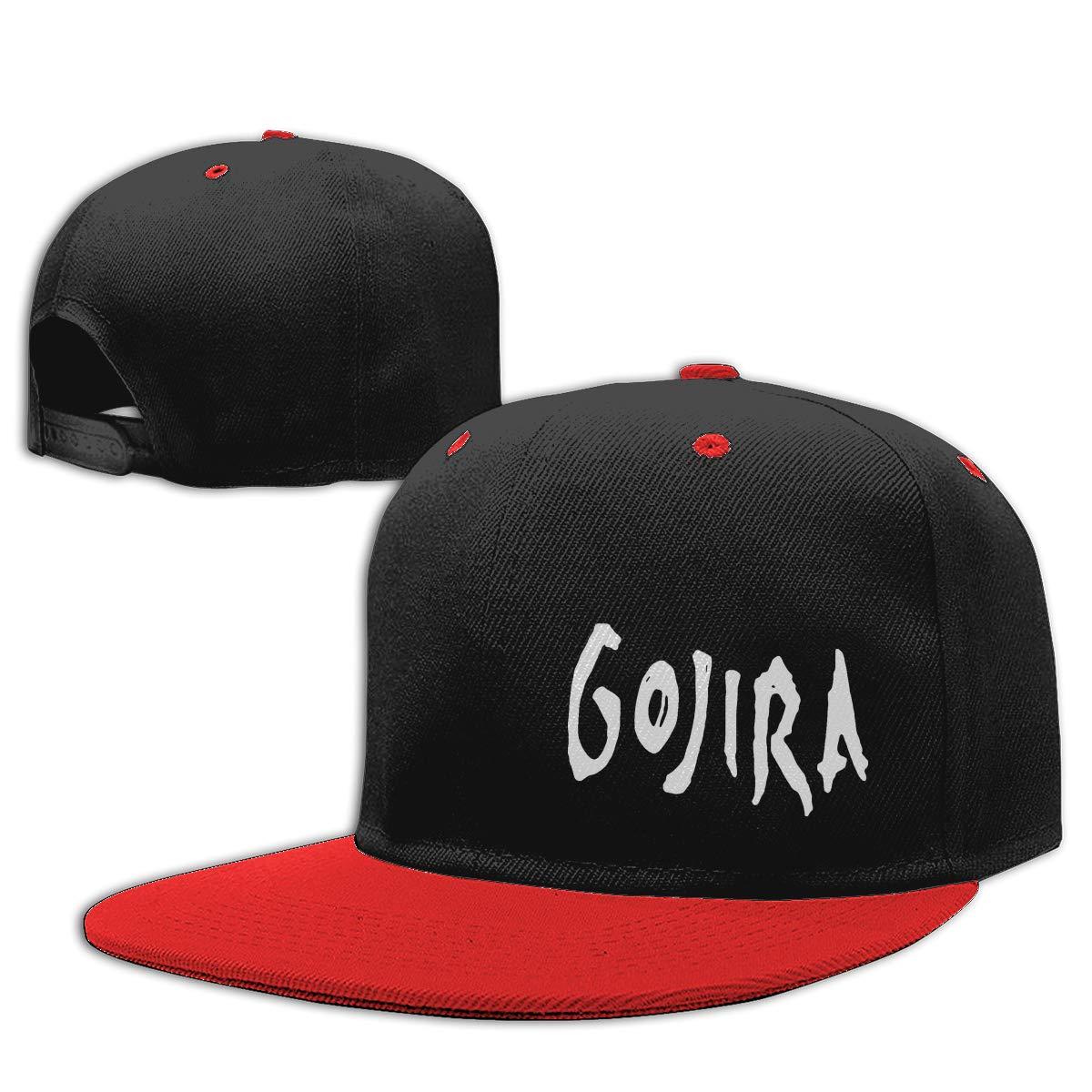 Rodney L Robbins Gojira Stylish Unisex Adjustable Hat