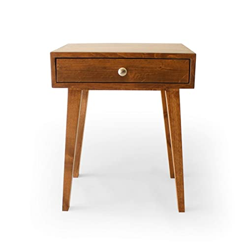 Amazon Com Mid Century Modern Nightstand Handmade