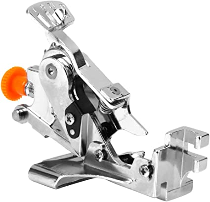 Sharprepublic Multifuncional Pie De Máquina De Plisar Para Costura Prensatelas Fruncidor Para Máquina De Coser Doméstica Amazon Es Hogar