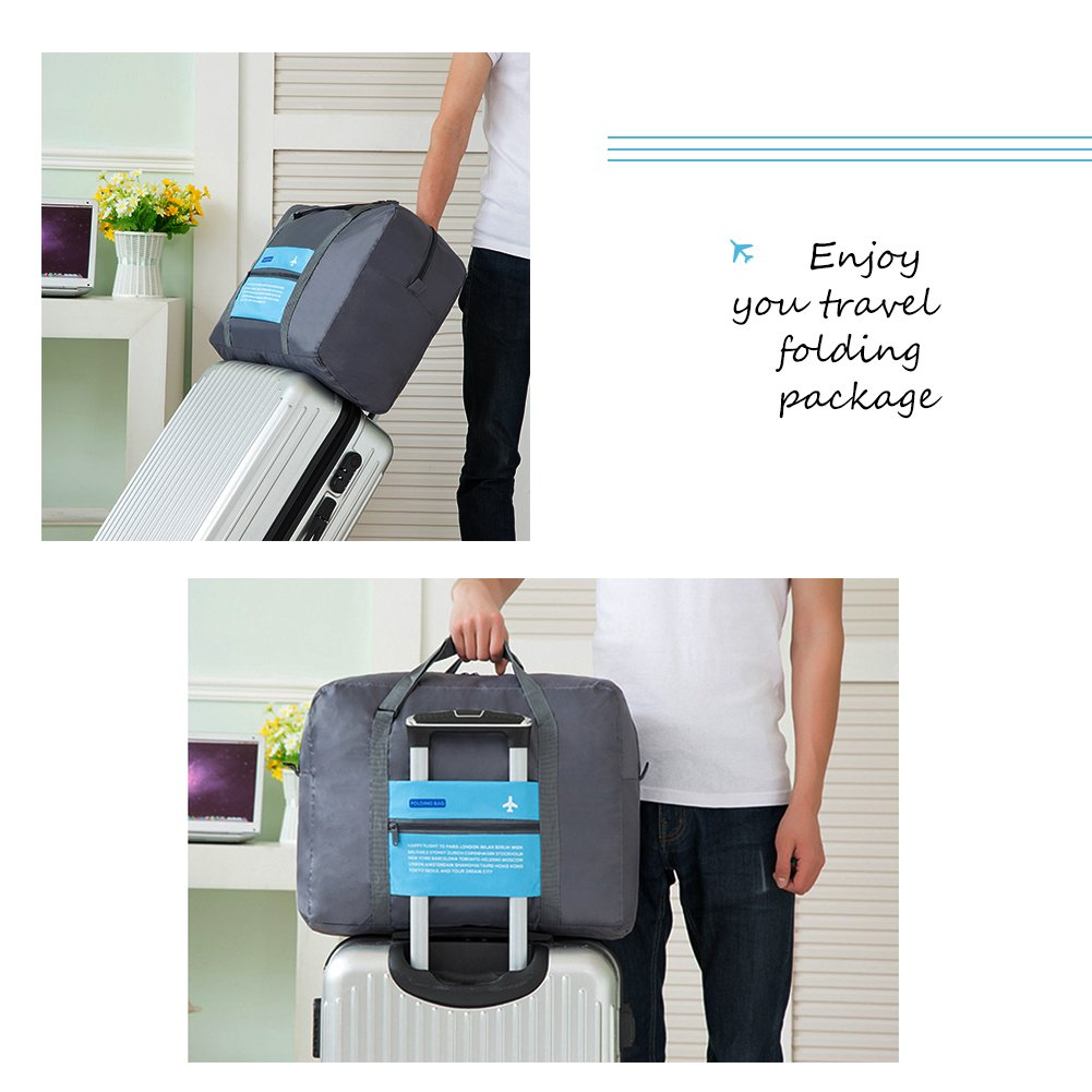 Packable for Women and Men Foldable Travel Bag Yettaw Lightweight Waterproof Luggage Bag