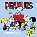 "Graphique 2017 Peanuts & 8482, Happiness Is 12"" x 12"", Wall Calendar (CY17317)"