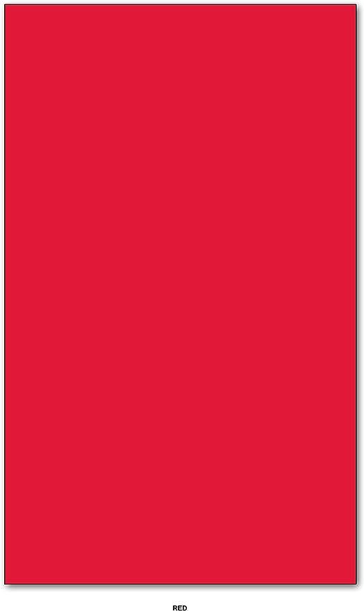 Size 8.5 X 14 Legal//Menu Size 50 Per Pack Green Bright Colored Paper 24lb