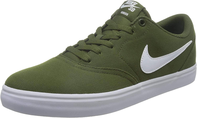 Shoes SB Check Solar CNVS Green