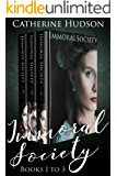 Immoral Society - Books One to Three: An 18th Century Romantic Saga (Immoral Society Series)