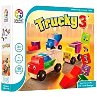 Smart Games Trucky 3 Zeka Oyunu