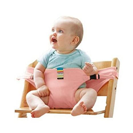 Amazon.com : Baby Feeding Chair Belt Portable Safety Seat ...
