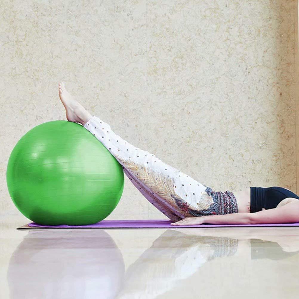 YANKAN Pelota de Yoga Pelota de Pilates Fitness Pelota de ...