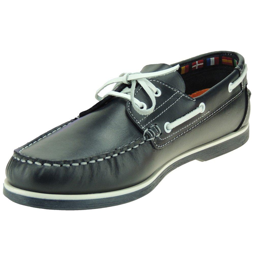 Calzados Romero   Herren Bootsschuhe Marineblau Billig und erschwinglich Im Verkauf