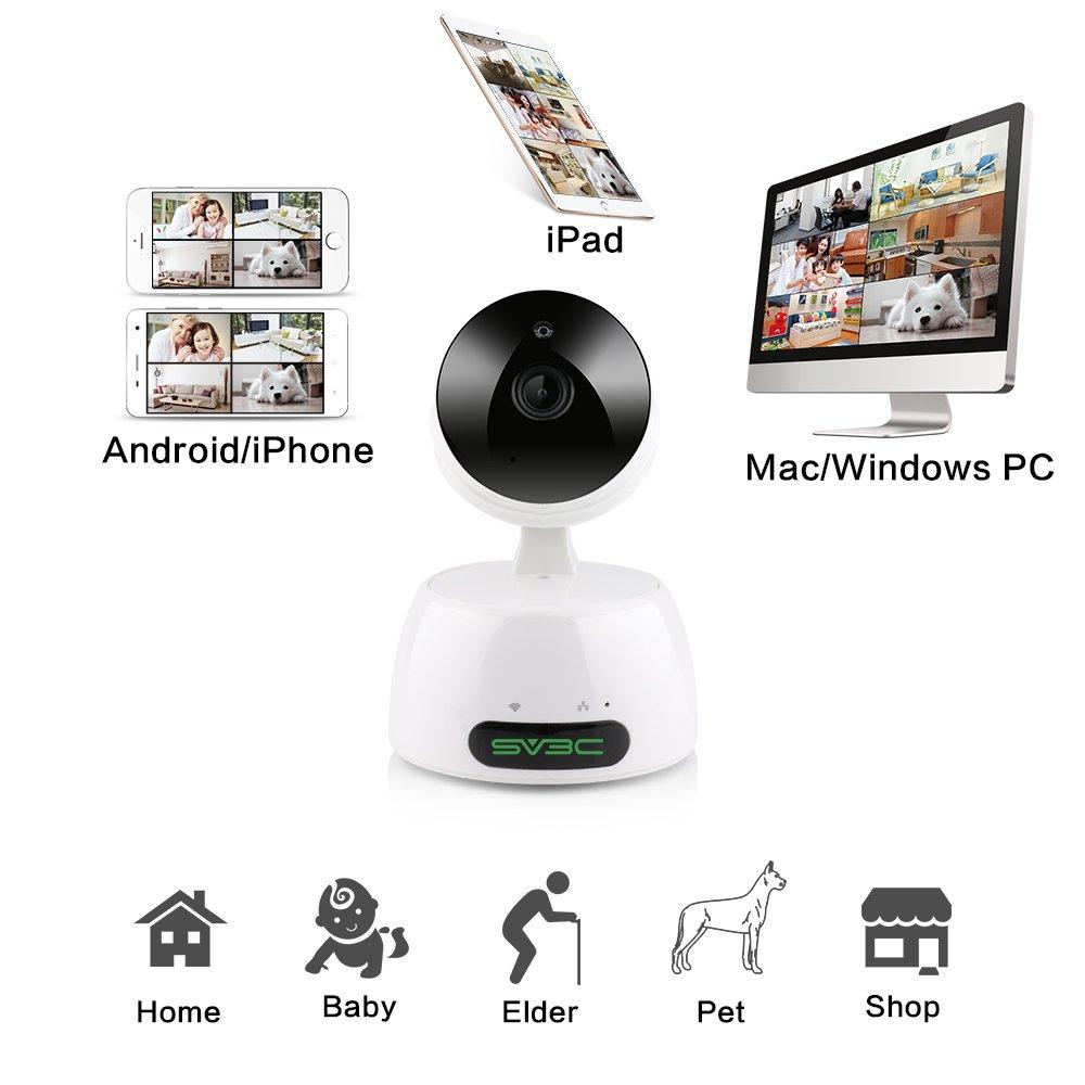Wireless Ip Camera Mac Compatible Wire Center Univex 5 Amp Circuit Breaker F3040169 Oem Replacement Parts Sv3c 720p Wifi Indoor Baby Nanny Cam Pet Rh Munishop Top Hidden Cameras Battery Powered