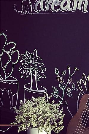 Pizarra adhesivo decorativo para pared, diseño de pizarra ...