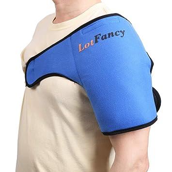 Amazon.com: Bolsa de hielo para el hombro de LotFancy. ...