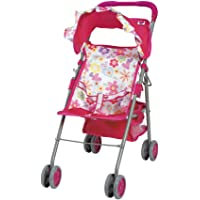 Adora Doll Accessories My First Doll Medium Shade Umbrella Toy Play Stroller for Kids 2 Years & up
