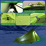 Ultralight-Tent-Andake-Waterproof-Portable-Camping-Tent-Silicone-Coated-15D-Nylon-Ripstop-Fabric-Compact-Backpacking-Tent-with-Carry-Bag-Idea-for-ClimbingHikingTravel