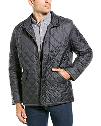 Amazon.com: Barbour Mens Flyweight Chelsea Quilted Jacket ...