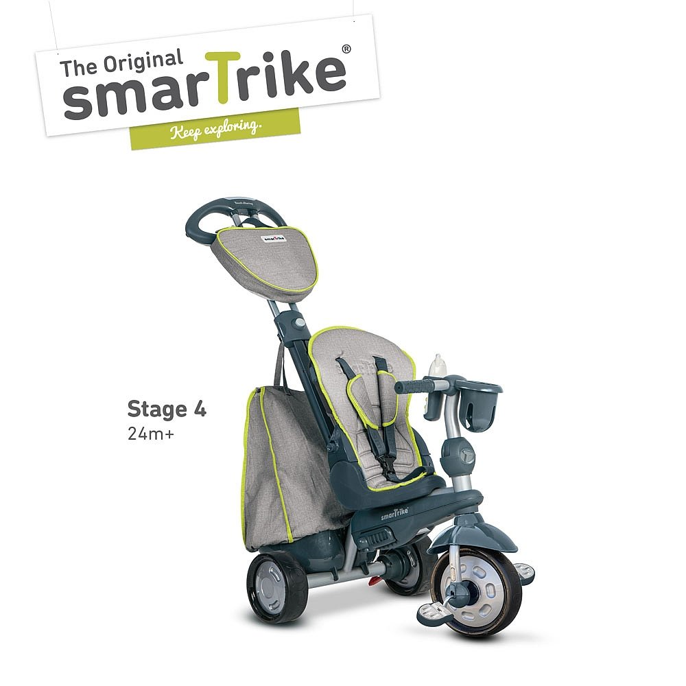 sc 1 st  Amazon.com & Amazon.com: smarTrike® Dazzle 5 in 1 Trike - Grey: Toys u0026 Games islam-shia.org