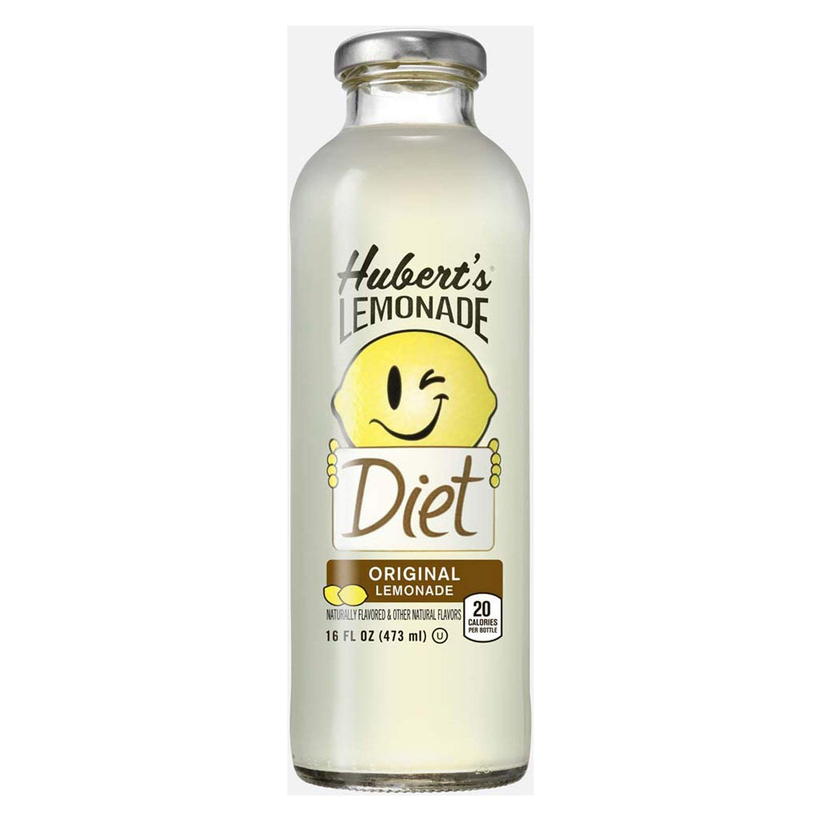 Huberts Lemonade Diet Original