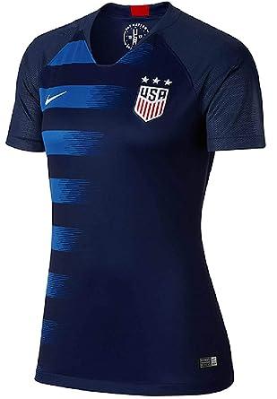 8c6d81e91 Amazon.com  Nike Women s Soccer U.S. Away Jersey  Shoes