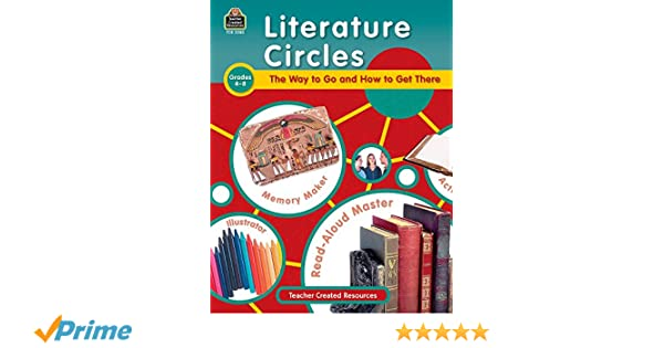 Amazon literature circles the way to go and how to get there amazon literature circles the way to go and how to get there 9780743932806 deborah perenfein brooke morris books fandeluxe Image collections