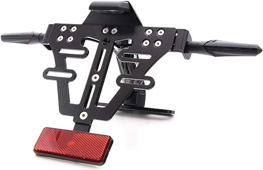 Universal Kennzeichenhalter Kompatibel Mit Aprilia Rx 125 Sx125 Rx50 Sx 50 Factory Sonic Auto
