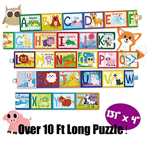 Alphabet Animals Perfect prechsooler Toddlers product image