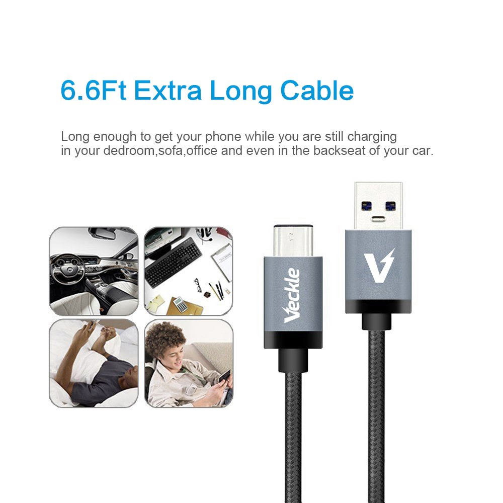 Type C Iorange Etrade 66 Ft 2m Braided Cable With Reversible Usb Connector Wiring For New Macbook 12 Inch Chromebook Pixel Nokia N1 Tablet Asus Zen Aio And