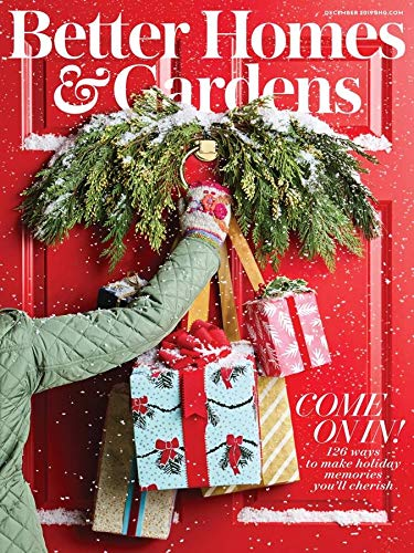 Better Homes & Gardens (Shipping Dates For Order)