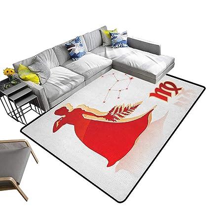 Zodiac Taurus Home tapete para Piso Personalizado Segundo ...
