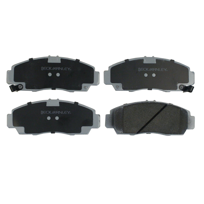 Beck Arnley 085-1574 Premium ASM Brake Pad