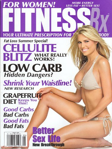 Fitness Rx for Women August 2004