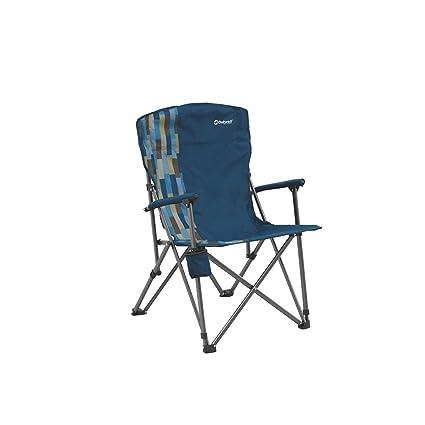 Outwell Spring Hills - Silla de camping hasta 130 kg ...