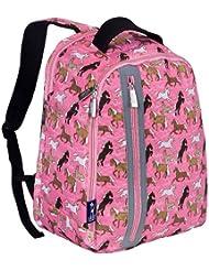 Wildkin Horses in Pink Echo Backpack