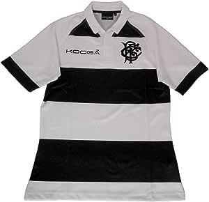 Kooga Barbarians Rugby S/S Jersey 17/18: Amazon.es: Deportes y ...