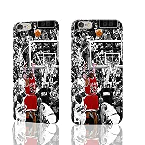 """jordan 3D Rough iphone 6 -4.7 inches Case Skin, fashion design image custom iPhone 6 - 4.7 inches , durable iphone 6 hard 3D case cover for iphone 6 (4.7""""), Case New Design By Codystore"""