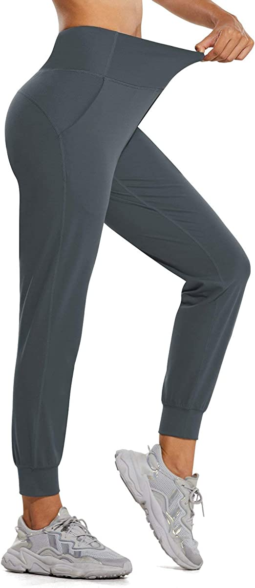 BALEAF Womens Workout Joggers Buttery Soft Athletic Running Sweat Pants Pockets Lounge Yoga Active