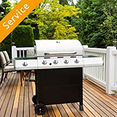 Looking for Grill Assembly? Hire a handpicked service pro from Amazon Home Services. Backed by Amazon's Happiness Guarantee.